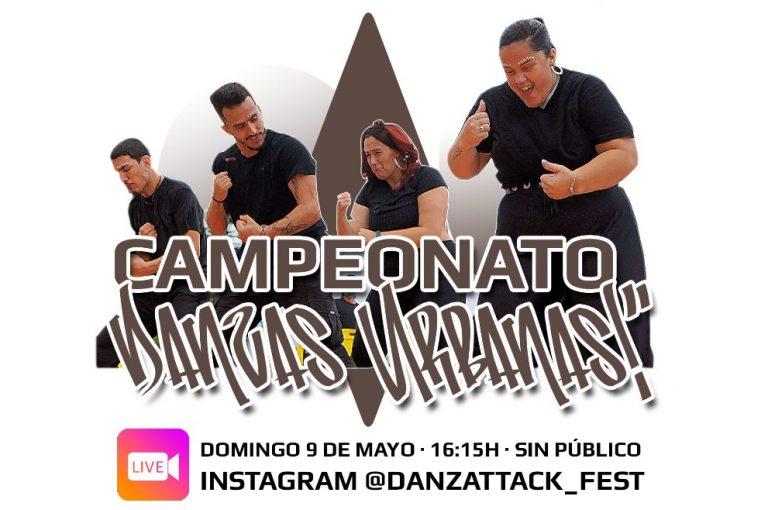 Certamen Nacional de Danzas Urbanas DanzaTTack2021